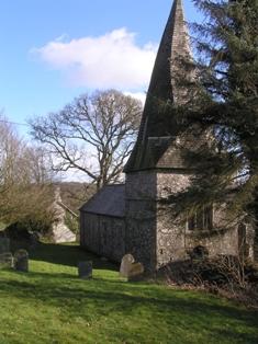 west-worlington-church