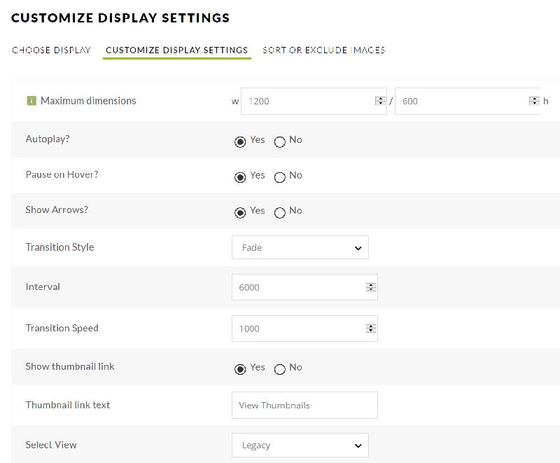 customize-slideshow