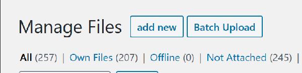 filebase-add-new