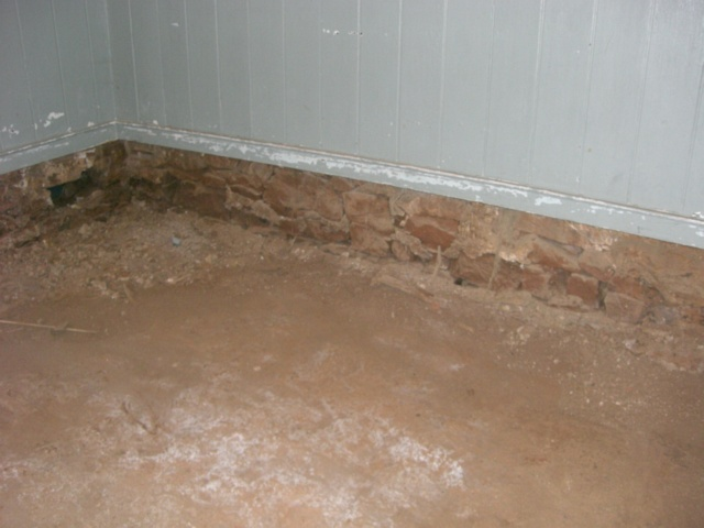 hall earthen floor 12