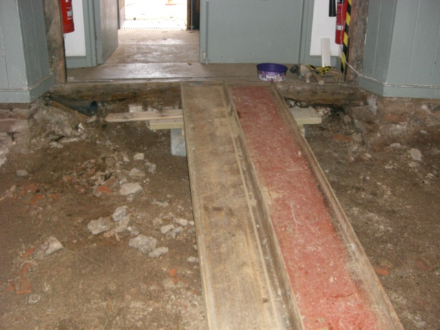 hall earthen floor 14