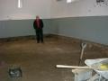 Inspecting floor