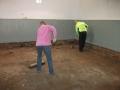Sweeping floor 1