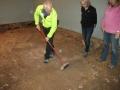 Sweeping floor 2