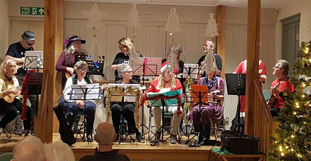Ukulele-Band