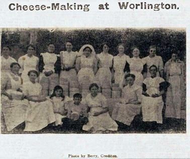 Worlington Cheese Making Group
